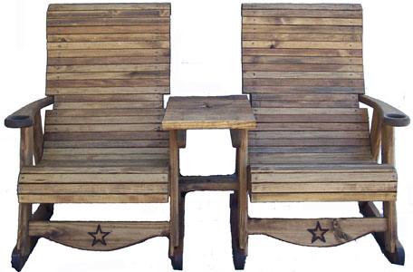 conversation bench