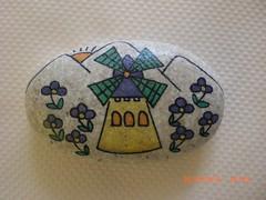 kemer 62 (fulev) Tags: summer art paint unique pebble antalya kemer seastone