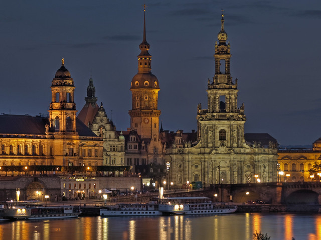 Dresden taken by mr172 on Flickr