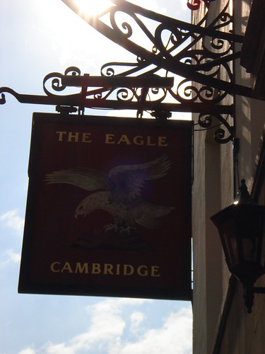The Eagle - Cambridge