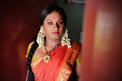 God's Brothel Brides 1 (Leonid Plotkin) Tags: india asia transgender transvestite crossdresser tamilnadu transsexual mela hijra villupuram aravani aravan koovagam