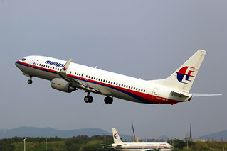 Pray for my compatriots on Malaysia Airlines f...