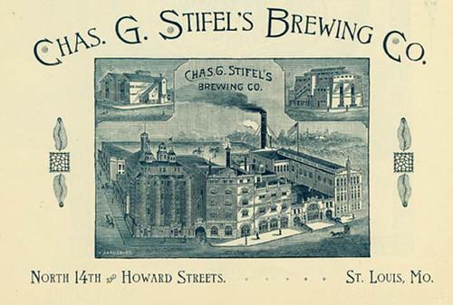 Charles G. Stifel's Brewing Co.