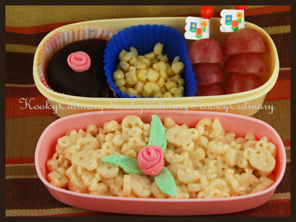 Bento #51 - Mac n Cheese Day