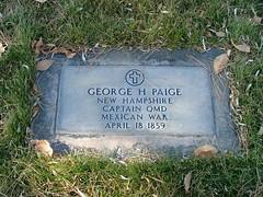 George H Paige