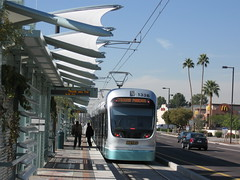 Light rail by azmichelle, on Flickr