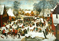 Bruegel's report of the massacre in Judea [Palestine] [1567] (Lieven SOETE) Tags: children israel war massacre palestine brueghel judea palestina innocents breugel bruegel breughel judee lievensoete