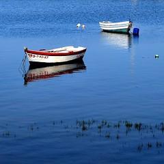 Puerto de Sancti Petri Cdiz 5554 (javier1949) Tags: costa luz sol azul puerto atardecer mar andaluca barcos playa reflejo puestadesol cdiz castillo atlntico reflejos ocano chiclanadelafrontera sanctipetri