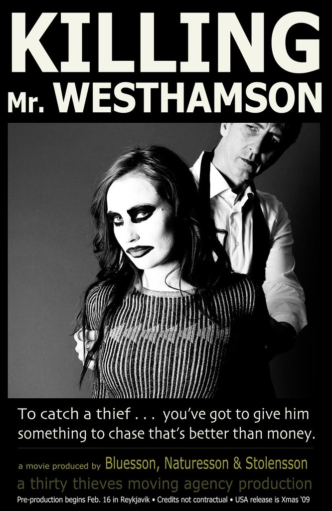 Killing Mr. Westhamson