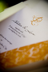 Wedding Invitations (Alistair & Liam) Tags: gay wedding orange al memories liam exquisite alistair throne invites invitations initials gaywedding allogo oricha specialtouch alistairliam almotiff 2grooms almotif
