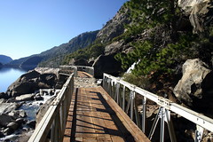 Wapama Falls Hike in Hetch Hetchy