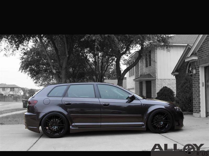 Black Rs4 Wheels Audi Sport Net