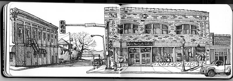 Bozeman main street # 10