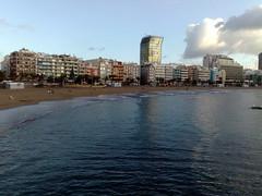 Gran Canaria - Las Canteras Beach - Las Palmas de Gran Canaria
