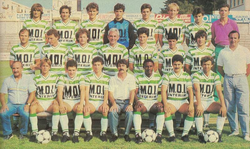 sète 1986-87