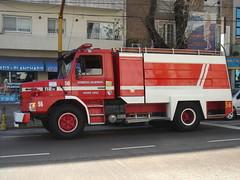 Vicente López firetruck (Upper Uhs) Tags: argentina argentine truck buenosaires firetruck fireengine fires feuerwehr bomberos 56 brandweer scania camión bombeiros straz argentinien voluntarios vicentelópez autobomba 112h