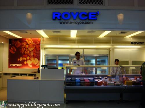 Royce' facade