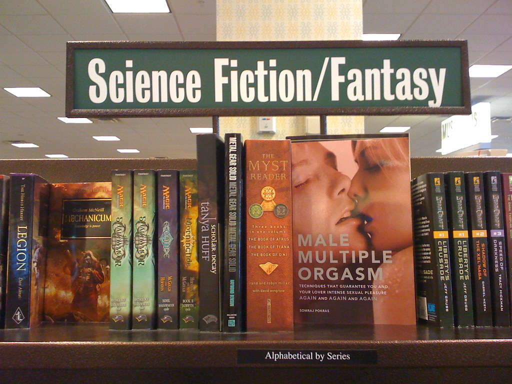 Science Fiction / Fantasy
