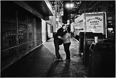 Just One Kiss (alapan.com) Tags: sanfrancisco street leica love film truck kiss couple 33 rangefinder valentine diafine analogue m6 leicam6 1600iso filmphotography leicam6ttl filmisnotdead agoncillo kearneystreet leicasummicron35mmf20asph longlivefilm wwwalapancom johnagoncillo delanceystreetmovers 35mmasphsummicronf20 aristapremium400 believeinfilm