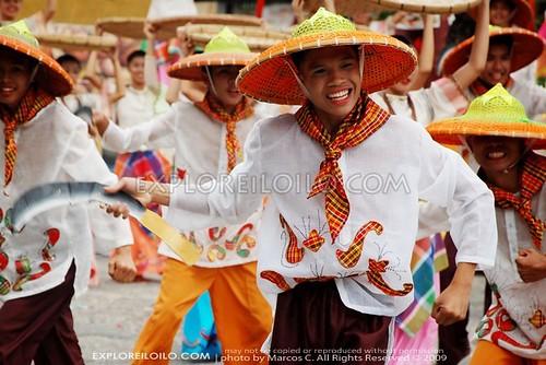 Salakayan Festival of Miagao