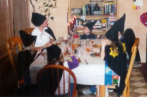 Harry Potter Party Feast 02