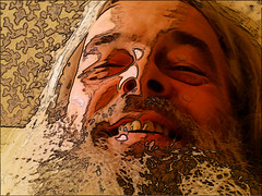 Masked Sentiment (Zone Patcher) Tags: selfportrait abstract art modern graphicart digital photomanipulation manipulated computer design graphicdesign cool artwork flickr abstractart modernart surrealism digitalart surreal wallart fantasy computerart surrealistic zone digitala