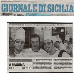 Articolo 26-02-2009 sul Giornale di Sicilia