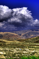 Storm !s C0m1ng (Sherwan) Tags: blue sky cloud storm weather photoshop nikon flickr raw village heart quality pixels hdr erbil kurdistan arbil 18105 kurd sherwan kore hewler irbil supershot hawler hewlr mywinners nikond90 theunforgettablepictures  goldstaraward rubyphotographer  nikond90club