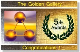 golden- 5+ awards270