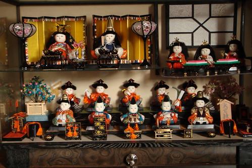Hina-Ningyō (Hina Dolls)