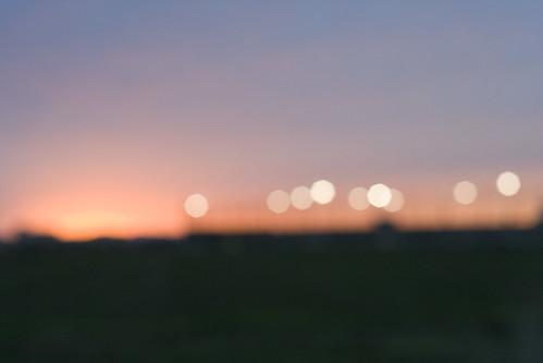 Sunset 3.8.09