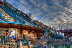 DLP Feb 2009 - Space Mountain: Mission 2 (PeterPanFan) Tags: travel vacation france canon europe disney fr spacemountain nautilus disneylandparis 30d dlp disneylandresortparis discoveryland marnelavalle canon30d canoneos30d spacemountainmission2 parcdisneyland jonfiedler