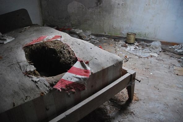 Hotel abandonado III