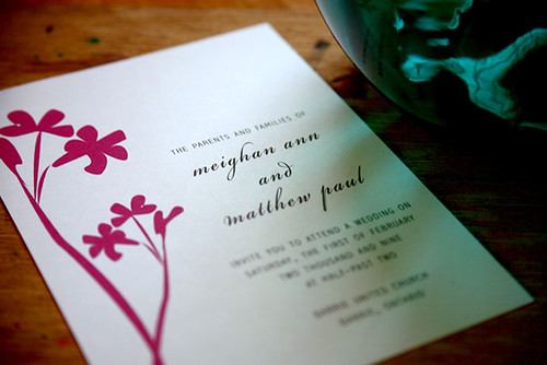 Wildflowers Wedding Invitation, Wildflowers style design wedding invitation idea, samples, wedding invitation, flowers, photos