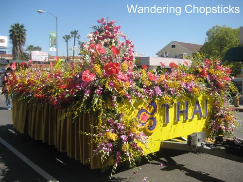 Songkran (Thai New Year) Festival - Los Angeles (Thai Town) 14