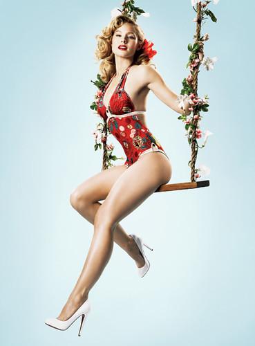 Kristen Bell as Marilyn Monroe