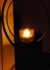 Candle Light (teachingsagittarian) Tags: light candles glow flame candlelight flicker