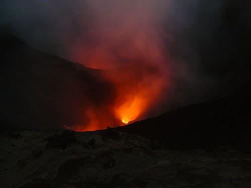 Vanuatu : Ile de Tanna #2 : Volcan Yasur #2