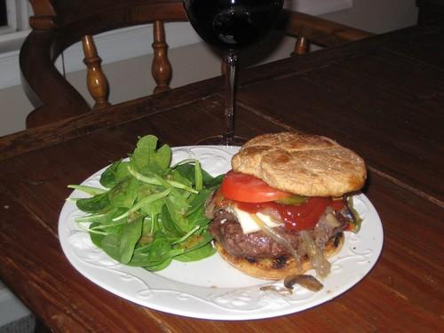Buffalo Burger #2