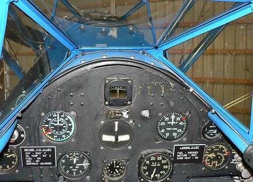 Boeing B75N1 PT-17 Kaydet (N747RB)