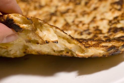 Matzoh Brei Pancake Edge 2