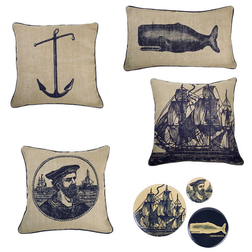 Thomas Paul: New Nautical Collection