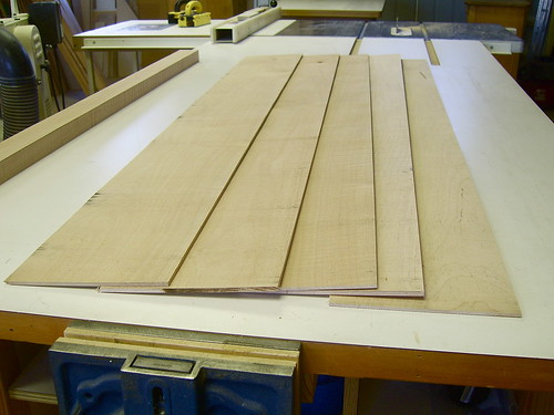 Resawn Pieces