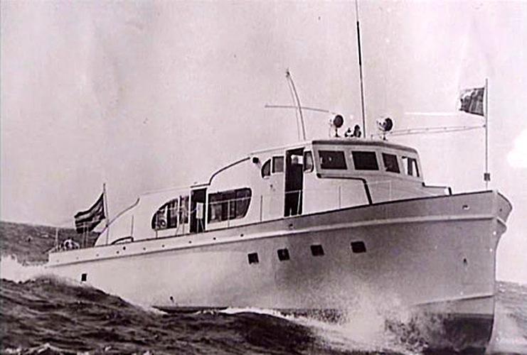 Granma yacht