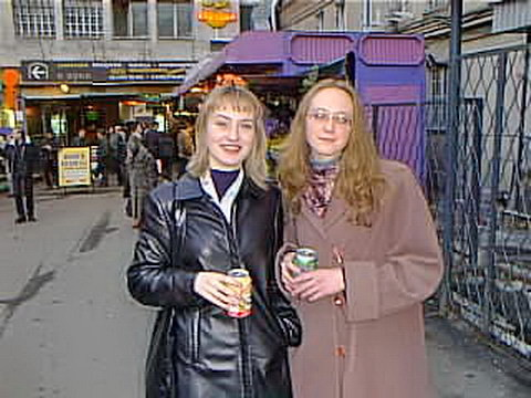 moscow36 Moscow Russia, Street Gin 2000