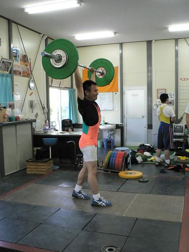 小栗志介選手