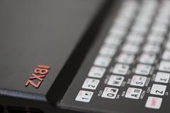 Sinclair ZX81 (Ian H's) Tags: blackandwhite macro canon zx81 sinclairzx81 homecomputer clivesinclair earlycomputer canonef100mmf28macro canoneos5dmarkii canon5dmkii