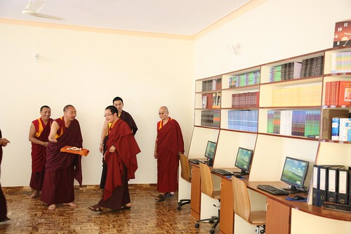 Editorial Offices of the Ngagyur Nyingma Institute