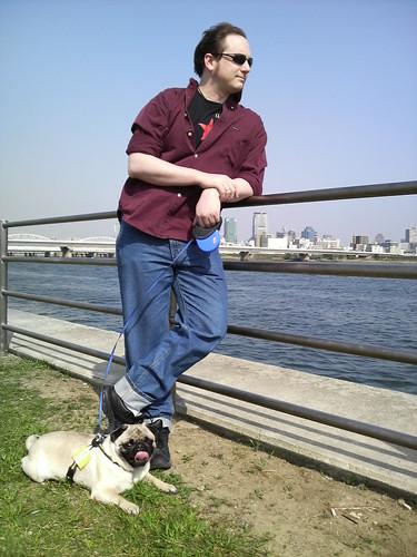Me and Milo and Osaka