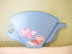 porta filtro de caf (Paula Caldas) Tags: decoupage pinturaemmdf filtrodepapel